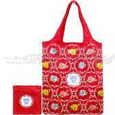 ☆17go☆ ANNA SUI 安娜蘇 華麗薔薇購物袋(紅色)