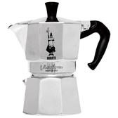 【Bialetti 經典】摩卡壺-3杯份(贈Bialetti專用罐裝咖啡粉)