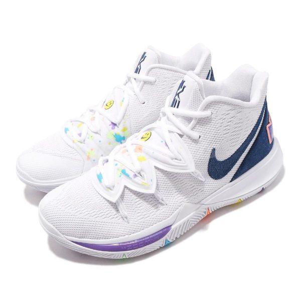 Nike Kyrie 5 'Patrick Star' Hoop in style UK 9 US Depop