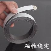 禮品教學磁條軟磁條磁性貼軟磁片強力磁條紗窗磁鐵20mmx1.5厚度