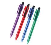 透明桿超亮筆 (印製廣告筆贈品筆客製化禮品系列) 1000支/件 只要3800元/件(含版費及單色印製)