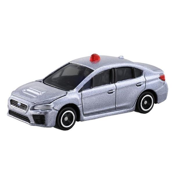 TOMICA 多美小汽車 2 速霸陸SUBARU IMPREZA 警車 【鯊玩具Toy Shark】