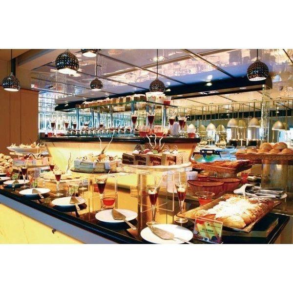 台中清新溫泉飯店  新采西餐廳  自助下午茶吃到飽