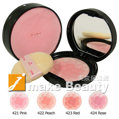 SOFINA蘇菲娜 星鑽美形花漾蜜糖頰彩粉(5.5g)+盒[4色]《jmake Beauty 就愛水》