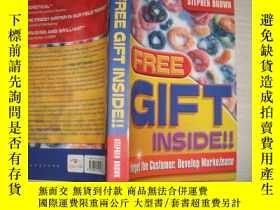 二手書博民逛書店Free罕見Gift Inside!!: Forget the Customer. Develop Markete