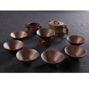 陶器茶具套裝
