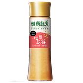 健康廚房_焙煎芝麻沾拌淋醬200ml【愛買】