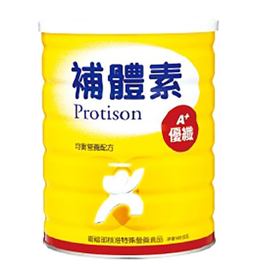 補體素 優纖A+ (900g/3罐),營養品【杏一】