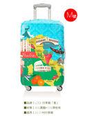 LOQI 行李箱外套│義大利【M 號】