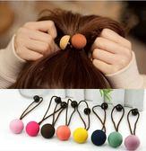 【TT93】韓版飾品 精美飾品 糖果紐扣 小豆豆 髮圈