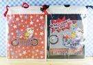 【震撼精品百貨】小黃鳥崔西_Tweety-KITTY聯名款-縮口袋-2入黑紅