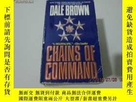 二手書博民逛書店CHAINS罕見OF COMMAND11905 Dale Bro