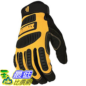 [106美國直購] DeWalt B00L5O46RI High Performance Mechanics Work Gloves - DPG780 Size M, L, XL 手套