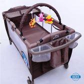 嬰兒床收納袋嬰兒床收納袋掛袋床頭收納嬰兒置物架童床尿布掛袋奶瓶架大容量wy