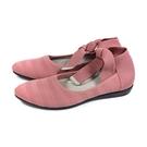 inooknit 平底鞋 休閒鞋 粉紅色 編織 女鞋 IK-BJ1FW0106-777 no022