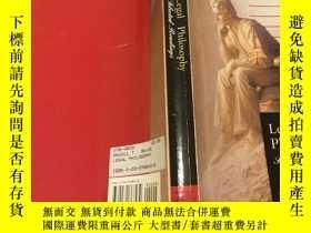 二手書博民逛書店Legal罕見Philosophy: Selected Read