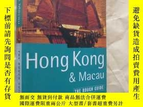 二手書博民逛書店HONG罕見KONG & MACAU (the rough gu
