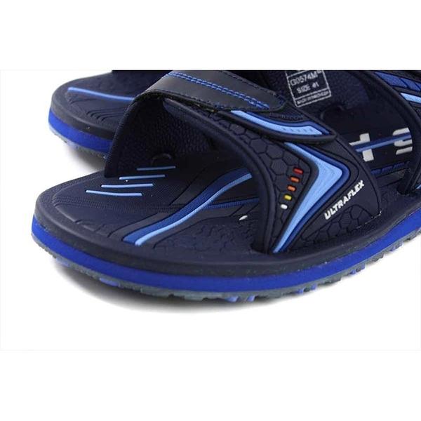 G.P 阿亮代言 拖鞋 戶外 防水 深藍色 男鞋 G0574M-20 no331