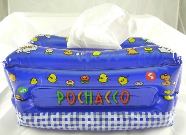 【震撼精品百貨】Pochacco 帕帢狗~充氣面紙套