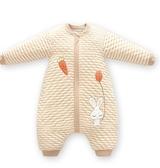 兒童睡袋嬰兒睡袋春秋薄款四季寶寶防踢被神器夏季幼兒童純棉秋冬分腿通用 新年禮物