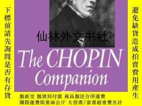 二手書博民逛書店【罕見】The Chopin Companion: Profil