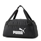 PUMA 包 PHASE 黑白 基本款 手提袋 旅行袋 (布魯克林) 07803301