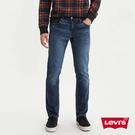 Levis 男款 511 低腰修身窄管牛...