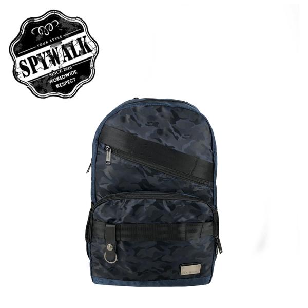SPYWALK  時尚迷彩後背包 NOS7036