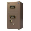 保險櫃 保險櫃家用辦公80cm 1米 1.2米 雙門密碼指紋防盜保險箱全鋼雙層保管箱 JD 美物 交換禮物