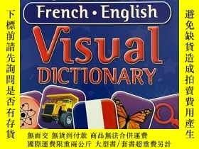 二手書博民逛書店Oxford罕見Children s French·English Visual DictionaryY153