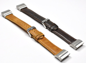Fitbit charge 2 智慧手錶 手環 真皮瘋馬紋牛皮錶帶 錶帶 腕帶 charge2 智能手環表腕帶
