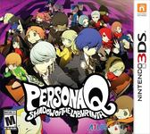 3DS Persona Q: Shadow of the Labyrinth 女神異聞錄 Q 迷宮闇影(美版代購)