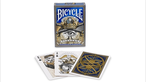 【USPCC撲克】Bicycle astronomy PLAYING CARDS