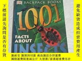 二手書博民逛書店Backpack罕見Books: 1001 Facts Abou