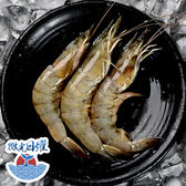 微光日燿 台灣活凍鮮白蝦 500g/盒 (約25~35隻)