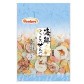 綜合海鮮風味餅乾145g【愛買】