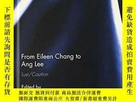 二手書博民逛書店From罕見Eileen Chang To Ang LeeY256260 Peng Hsiao-yen Rou