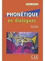 二手書博民逛書店 《Phonetique En Dialogues + Audio CD (Beginner)》 R2Y ISBN:2090352205│Martinie