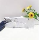 縫紉機 家用多功能便攜迷你小型縫紉機簡易吃厚手持電動微型手工裁縫機【快速出貨八折鉅惠】