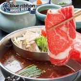 【599免運】美國藍帶雪花牛火鍋肉片1盒組(200公克/1盒)