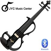 JYC Music最新款BV-100BK藍芽靜音提琴-支援藍芽傳輸功能/直播演出/加贈8八大好禮市值超過9XXX