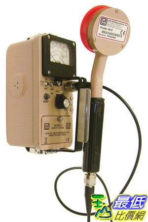 [103 美國直購 ShopUSA] NEW Ludlum Model 3 Radiation Meter with 44 9 geiger pancake alpha beta gamma 輻射測量儀  $44745