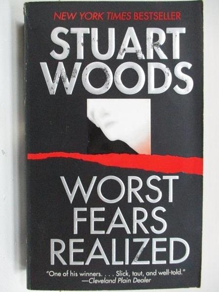 【書寶二手書T1/原文小說_A2Y】Worst Fears Realized_Stuart Woods