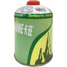 卡旺 登山瓦斯罐 450g
