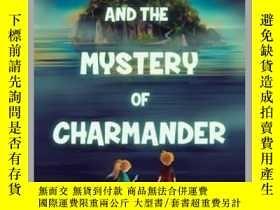 二手書博民逛書店Ghost罕見Island and the Mystery of CharmanderY410016 Ken
