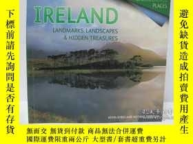 二手書博民逛書店Ireland:罕見Landmarks, Landscapes