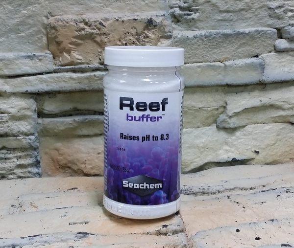 【西高地水族坊】美國原裝進口 西肯Seachem 珊瑚pH8.3鎖定劑(250g)