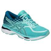 樂買網 ASICS 18SS 次頂 緩衝型 女 慢跑鞋 CUMULUS 19系列 B楦 T7B8N-8888 不送贈品
