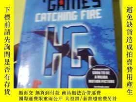 二手書博民逛書店英文原版罕見The Hunger Games: Catching