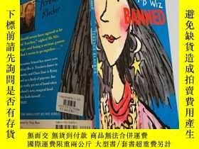 二手書博民逛書店ms罕見wiz banned 維茲女士被禁Y200392